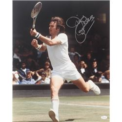 Jimmy Connors Signed 16x20 Photo (JSA COA)