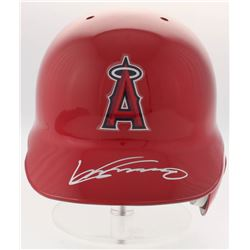 Vladimir Guerrero Signed Angels Authentic Full-Size Baseball Helmet (Radtke COA)