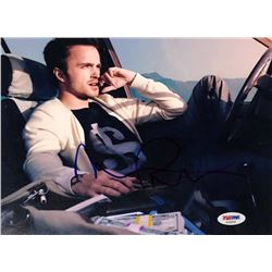 Aaron Paul Signed 8x10 Photo (PSA COA)