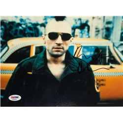 "Robert De Niro Signed ""Taxi Driver"" 8x10 Photo (PSA COA)"