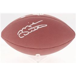 Mike Ditka Signed NFL Football (Schwartz COA)