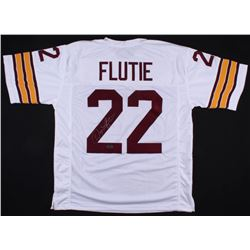Doug Flutie Signed Boston College Eagles Jersey (Radtke Hologram)