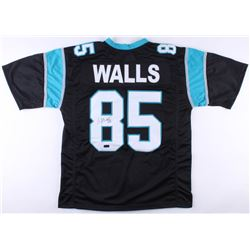 Wesley Walls Signed Panthers Jersey (Radtke COA)