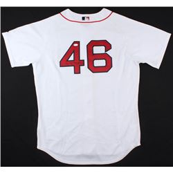 Jacoby Ellsbury Signed Red Sox Jersey (JSA COA)