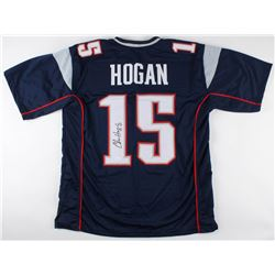 Chris Hogan Signed Patriots Jersey (JSA Hologram)