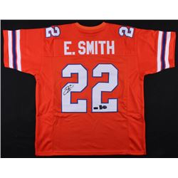 Emmitt Smith Signed Florida Gators Jersey (Ratke COA, Prova Hologram  Smith Hologram)