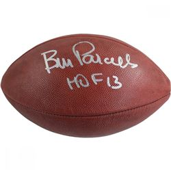 "Bill Parcells Signed NFL ""The Duke"" Football Inscribed ""HOF 13"" (Steiner COA)"