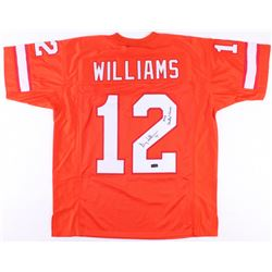 """Doug Williams Signed Buccaneers Jersey Inscribed """"1979 Central Champs"""" (Radtke COA)"""