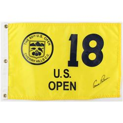 Arnold Palmer Signed Cherry Hills 60th US Open Championship Pin Flag (JSA LOA)