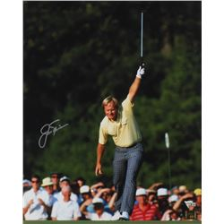 Jack Nicklaus Signed 16x20 Photo (Fanatics Hologram)
