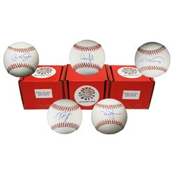 Schwartz Sports MLB Rookie Of  The Year Baseball Mystery Box - Series 1 (Limited to 75)