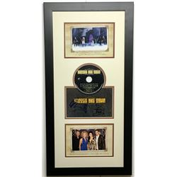 Little Big Town Custom Framed 13x26 CD Display Signed by (4) with Karen Fairchild, Kimberly Schlapma