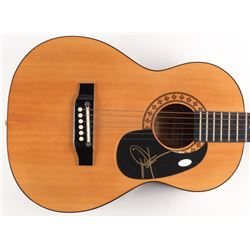 Dwight Yoakam Signed Full-Size Hohner Acoustic Guitar (JSA Hologram)