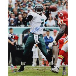 Michael Vick Signed Eagles 16x20 Photo (Vick Hologram)