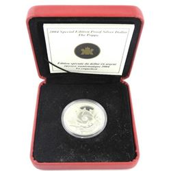 2004 Special Edition Proof Silver Dollar 'The Popper' LE/C.O.A. (IR) (ESTATE)