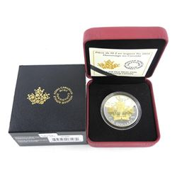 2015 .9999 Fine Silver $10.00 Coin 'Celebrating Canada' LE/C.O.A. (IR) SOLD OUT