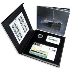 Empress of Ireland - 100th Anniversary Collection - Colour Book, Coin, Cards, Stamps, 1st Day Covers