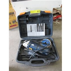 "Rona 4-1/2"" Electric Angle Grinder"