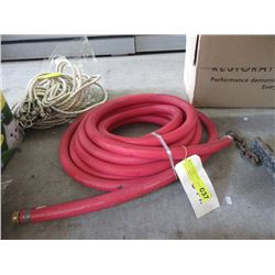 "36 Foot Goodyear 3/4"" Red 300 psi Hose"