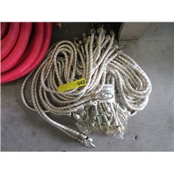 "2 Bundles of Twelve 42"" Bungie Cords"
