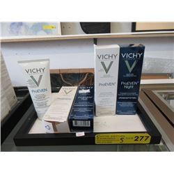 6 Vichy ProEVEN Facial Care Products