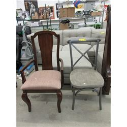 2 New Chairs