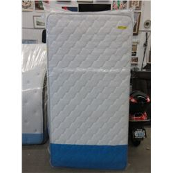 "New Twin Size 6"" Thick Spring Mattress"