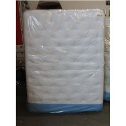 New Queen Size Beautyrest Pillow Top Mattress
