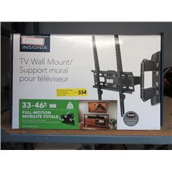 Insignia Full-Motion TV Wall Mount - 33-36""