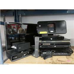 Blu-Ray Players & Other Electronics