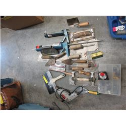 12+ Assorted Hand Tools