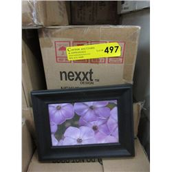 "Case of 24 New 4"" x 6"" Picture Frames"