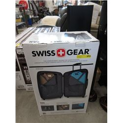 2 New Piece Swiss Gear Rolling Luggage Set