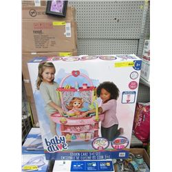 New Baby Alive Cook'n Care 3-in-1 Set