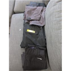 4 Assorted New Pairs of Outdoor Pants