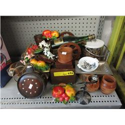 15+ Assorted Household Collectibles