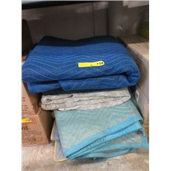 6 Shipping Blankets