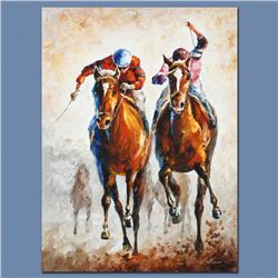 Contenders by Afremov, Leonid