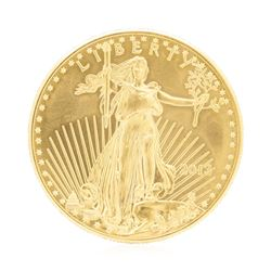 2013 US$50 Standing Liberty Gold Coin