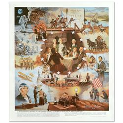 Centennial History of US by Nelson, William