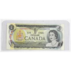 Bank of Canada * AA Replacement 1.00 1973