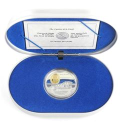 Aviation 925 Sterling Silver $20.00 Coin 'The Curt