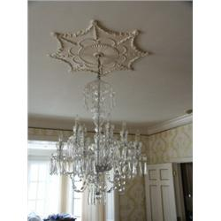 Waterford crystal chandelier 38h aloadofball Image collections