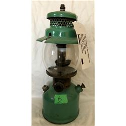 COLEMAN GAS LAMP MODEL 249, DATED 1946 - CANADA