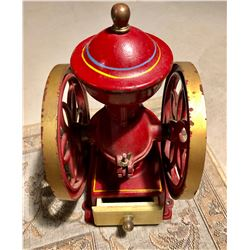 JOHN WRIGHT INC, GENERAL STORE STYLE, COUNTER TOP COFFEE GRINDER