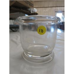 BEATER JAR  (3 CUP) *W/MARKINGS, SMALL CHIP*