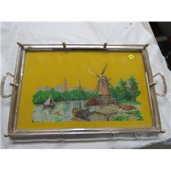 """SERVING TRAY *17½X10¾""""*"""
