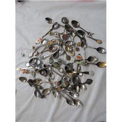 LOT OF COLLECTOR SPOONS *APPROX. 40*
