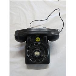 VINTAGE DIAL PHONE *BATTERY OPERATED*