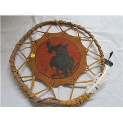 "NATIVE ART (BELLA NASKATHEY '95), *16"" ROUND*"